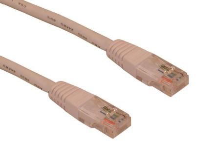 Sandberg UTP Cat6 RJ45-nätverk 10/100/1000 Mbit, 1 meter