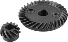 New Metal Spiral Bevel Gear Set For Makita 9523 Angle Sander Angle Grinder