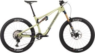 Nukeproof Reactor 275 Factory Carbon Bike (XT - 2021) - Fuldaffjedrede mountainbikes