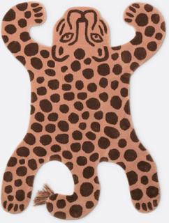 ferm Living Safari Tuftad Matta Leopard