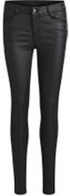 VILA Belagda Skinny Fit-jeans Kvinna Svart