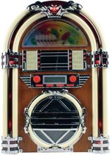 BasicXL Jukebox med AM/FM-radio och CD-spelare