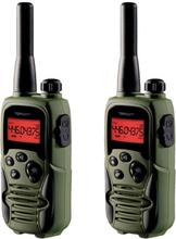 Topcom PMR 10 km Range 8-Channel Green / Black