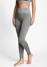 Cora leggings Grey, Grå / M