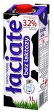 Łaciate - mleko UHT 3.2% bez laktozy