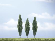 Trädpack Poppel 90 till 120 mm Woodland Scenics WTR1611 Mörkgrön 3 st