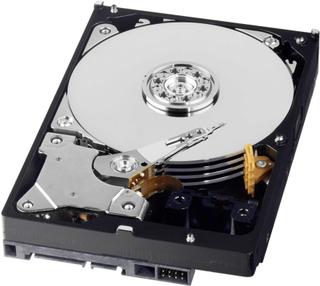 Western Digital WD10EURX Intern harddisk 3.5 1 TB AV-GP Bulk SATA III