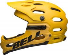 BELL SUPER 3R MIPS Mat Yellow/Coal, M
