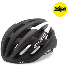 GIRO FORAY MIPS Mat Black/White, S