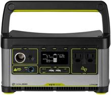 GoalZero Yeti 500X batterier Sort ONESIZE