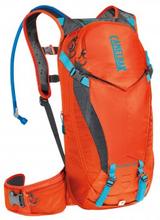 K.U.D.U. Protector 10 - DRY Red Orange/Charcoal S/M