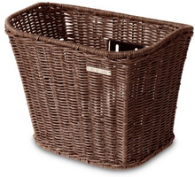 Basil Basket Berlin Rattan - Front Basket Nature Brown