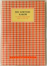 Sju sorters kakor 1964 original upplaga