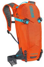 T.O.R.O. Protector 8 - Dry Red Orange/Charcoal