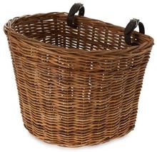 Basil Basket Darcy L - Rattan 39x34x32cm Vrnshd Ntrl