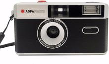 AgfaPhoto Analog 35mm Kamera Svart, AgfaPhoto