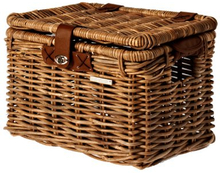 Basil Basket Denton L Trnsprt - Rattan 45x32x32cm Nature Brown
