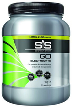 Go Energy + Electrolyte - Citron & Lime 1kg