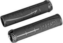 Handtag Lock on Race - Svart 30mm/130mm