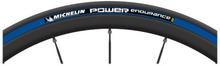 Däck Michelin Power Endurance - blå 25-622/700X25C vikbart