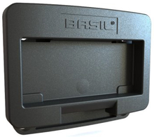 Basil Klickfix Adapter Plate - Removable System Anthracite