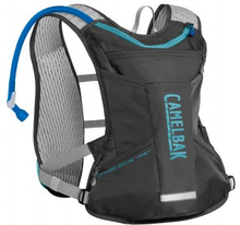 Women's Chase™ Bike Vest 50oz Charcoal/Lake Blue