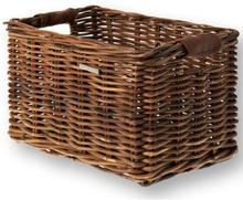 Basil Basket Dorset M Trnsprt - Rattan 35x24x24cm Nature Brown