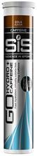 GO Hydro Tabletter - Cola + Koffein 8X20X4g (8 st)