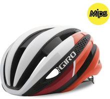 GIRO SYNTHE MIPS Mat White Red, S