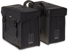 Basil Bicycle Bag Kavan - Double Bag Black 65L XL