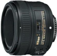 Nikkor AF-S lins - 50 mm