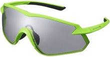 Shimano Glasögon Sphyre X - Fotokromatisk Neongrön