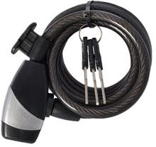 OXC Kabellås KeyCoil - 12x1500mm