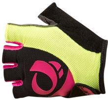 Handskar Select Dam - black/screaming pink XL