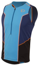 Triathlontröja Select Pursuit - SL bel air blue/blue depths XL