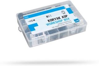 Workshopbox Koryak - justerbar sadelstolpe