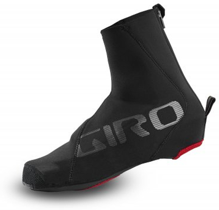 GIRO PROOF WINTER SHOE CVR BLK S