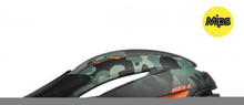 BELL SIXER MIPS Mat Black/Green Camo/Orange , M