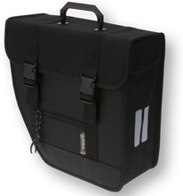 Basil Bicycle Bag Tour Single - Left Single Rear Bag 17L Black