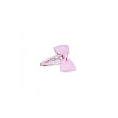 Everneed Yrsa Bow Hair Clip Pink 1 kpl