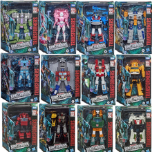 Hasbro Transformers Toys Generations War for Cybertron: Earth Rise WFC-Series Arcee Optimus Prime Starscream Action Figure Toys
