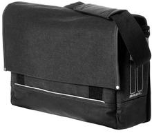 Basil Bicycle Bag Urban Fold - Messengerbag 16/20L Black