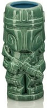 Beeline Creative Star Wars: The Mandalorian Mando 20 oz. Geeki Tikis Mug