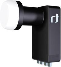 Inverto BLACK Ultra Quattro-LNB Feedoptagelse: 40 mm