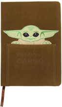 Star Wars - The Mandalorian - The Child (Baby Yoda) -Notisbok - flerfarget