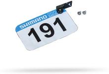 Nummerlappshållare - Integrerad montering