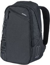 Basil Bicycle Bag Flex - Backpack 17L Black