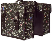 Basil Wanderlust - Double Bag 35L Charcoal