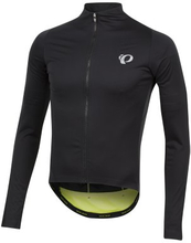 Tröja P.R.O. Pursuit Wind LS - black/screaming yellow M