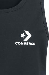 Converse - Converse Star Chevron Tank - Topper & tanktopper - svart